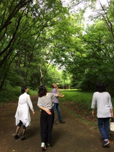 桜ヶ丘公園散歩